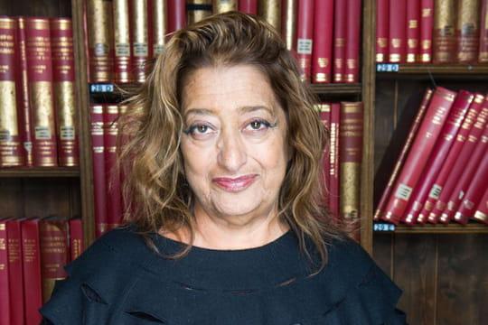 Zaha Hadid: biographie courte de l'architecte déconstructiviste