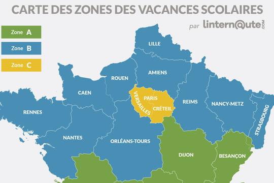 Vacances scolaires: fin des cours, dates par zone et calendrier 2019-2020