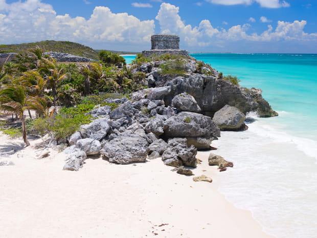 Le Mexique, du Pacifique aux Caraïbes