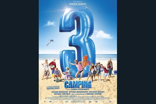 Camping 3: film, bande annonce, avis, séances... Tout savoir! - Photo 1