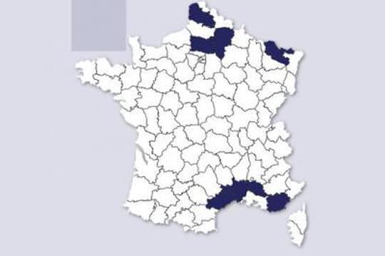 Elections départementales: lesdépartements qui peuvent basculer