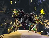 Les Tortues Ninja : L'invasion