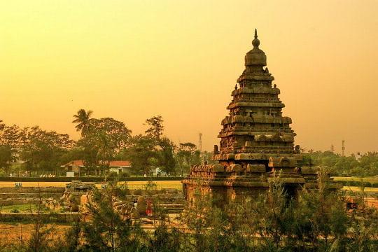 Un temple indestructible