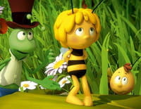 Maya l'abeille 3D : Phobie dans la prairie