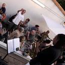 Le Titus  - la terrasses l'été avec les excélents jazzmans -