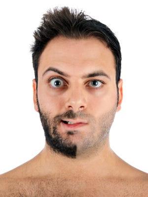 46 des femmes de moins de 35 ans pr f rent les hommes avec une barbe de 3 jours. Black Bedroom Furniture Sets. Home Design Ideas