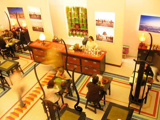 Restaurant : La Maison de thé   © La Maison de thé