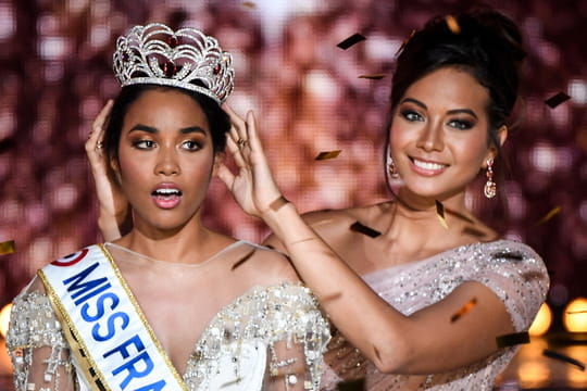 Miss France 2020: the winner Clémence Botino was the intello of the band