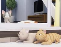 Chi mon chaton : Chi, Bubulle et les chat-pardeurs