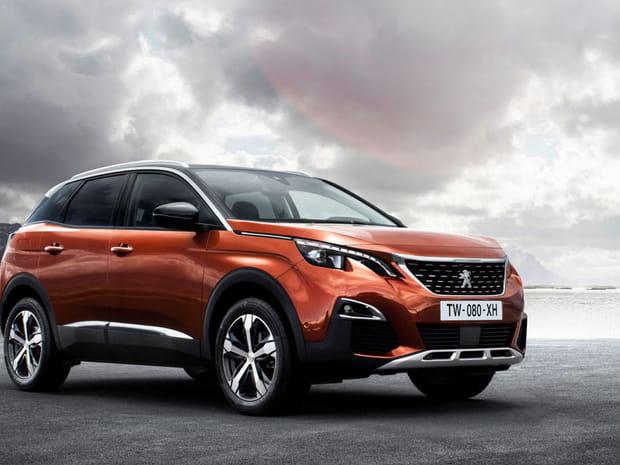 Le nouveau Peugeot 3008 en images et sous toutes les coutures