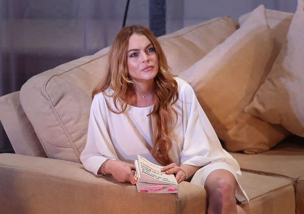 Lindsay Lohan : Linda Lovelace