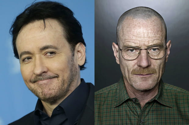 John Cusack était le choix d'ABC pour jouer Walter White (Breaking Bad)