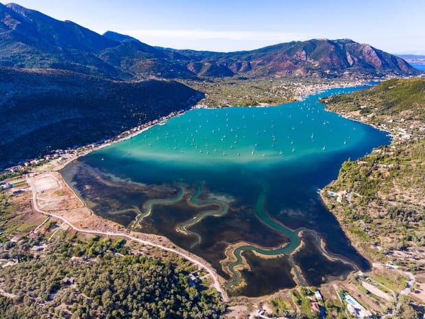 Odyssée dans les îles grecques