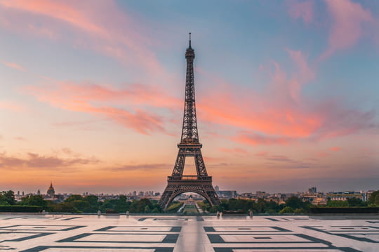 Tour Eiffel: fermée à cause du coronavirus