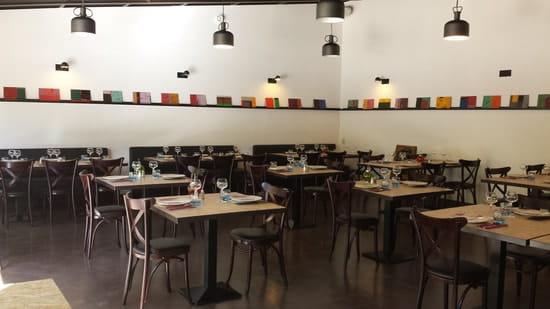 Le Bistrot Sidoine  - salle restaurant -