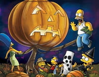 Les Simpson : Simpson Horror Show XIX