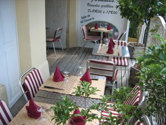 Restaurant Pizzéria Elisa  - Terrasse du Restaurant Pizzéria Elisa -