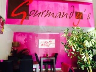 Restaurant : Restaurant Gourmandy's