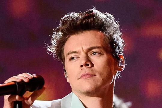 Harry Styles: la drôle d'histoire qui l'a mené à Gucci