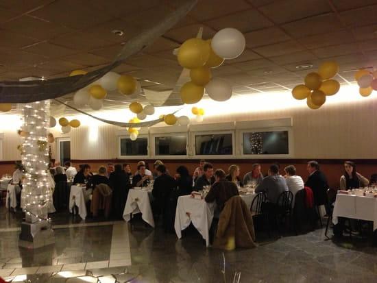 L'Aristo  - Salle de banquet -