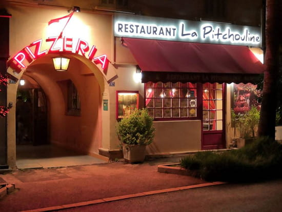 Restaurant : La Pitchouline  - Devanture du restaurant -   © LP