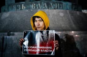 """Poutine """"pour toujours""""? le Parlement russe approuve, l'opposition fustige"""