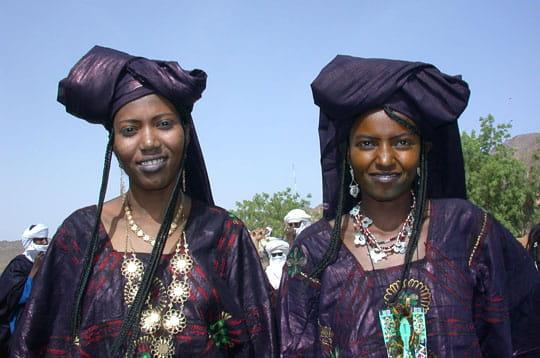 Les touareg du Niger