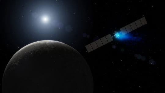 Cérès : le mystère des points lumineux sur la planète bientôt résolu