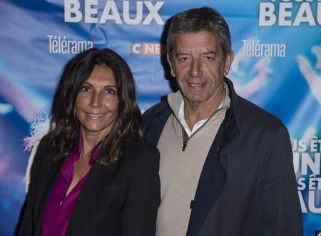 Michel Cymes et sa femme Nathalie