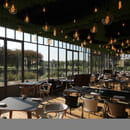 Restaurant : La Véranda  - Salle de restaurant -   © Mercure Chantilly