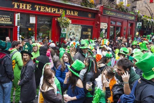 Fête de la Saint-Patrick: les images de cette édition 2018