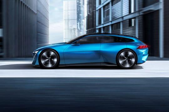 Peugeot Instinct Concept: un modèle autonome à Genève
