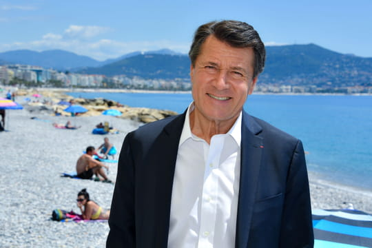 Résultat de Christian Estrosi aux municipales: nettement en tête et réélu