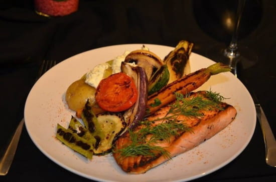 Restaurant : Le 7e Sens
