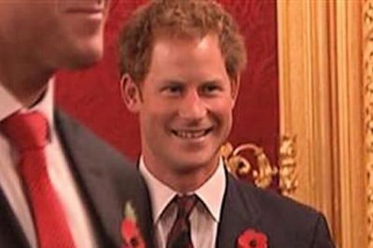 Prince Harry: lesecret embarrassant et décevant duprince