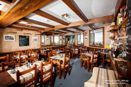 Le 3842  - La salle de restaurant : intimiste ! -   © Le3842