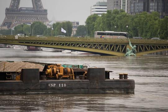 Pourquoi les prévisions de crue de la Seine se sont trompées