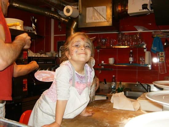 """Pomodoro  - Ateliers """"Pizzaiolo"""" pour enfants les mercredis -   © Pomodoro"""