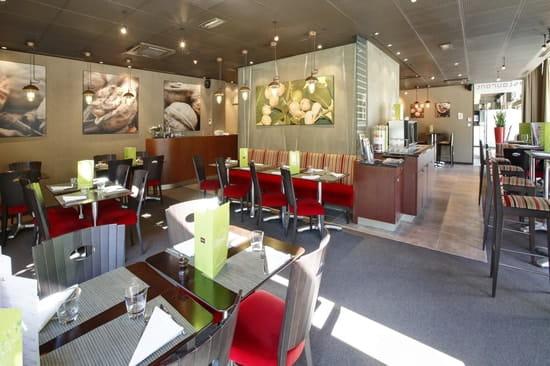 Café Pourpre Restaurant  - Le restaurant  -   © Pedrotti