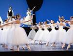 Grande soirée de ballets à l 'Opéra de Paris