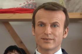 Le double de cire d'Emmanuel Macron au musée Grévin sera-t-il remplacé?
