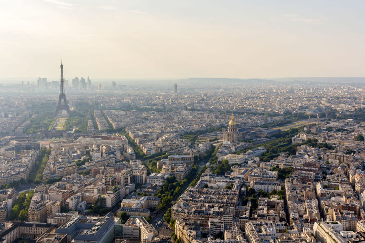 D'ici 2030 il n'y aura plus de voitures essence à Paris — Pollution