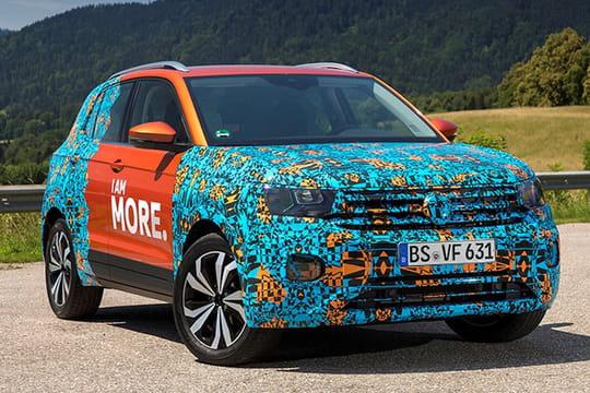 Volkswagen T-Cross: quand sera-t-il présenté? [infos, photos, prix]