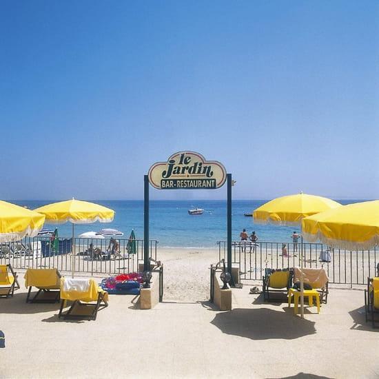 Le Jardin  - restaurant de l'hotel de la plage -