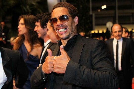 Joey Starr, unsourired'or