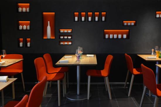 Restaurant : Le Jardin Gourmand  - Nouvelle Salle -   © Pierre Pelletier