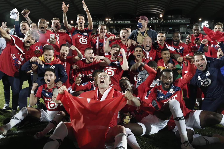 Ligue 1: le classement final, Lille sacré devant le PSG