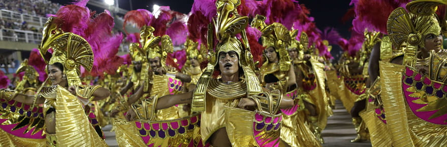 Les plus belles photos du carnaval de Rio 2018