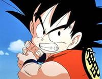 Dragon Ball : La colère du volcan