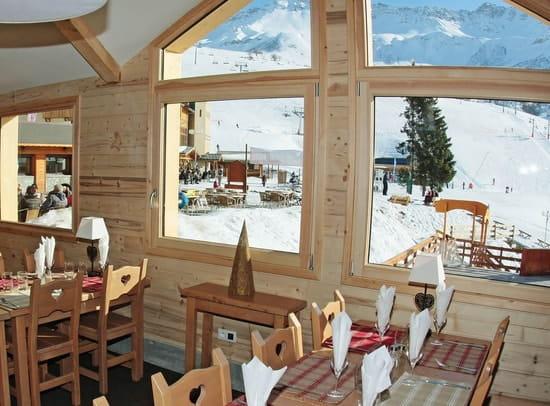 Brasserie Montagne  - Salle Restaurant -   © Brasserie Montagne
